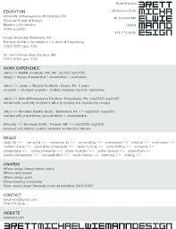 Database Architect Resume – Eukutak