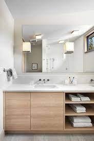 10 Bathroom Vanity Shelving Ideas Best 25 Bathroom Vanity Storage Ideas On Pinterest Bathroom Minimalist Bathroom Bathroom Design Small Bathroom Remodel