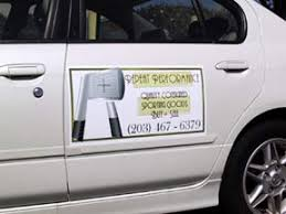 Removable Magnetic Signs For Cars Trucks Boats And