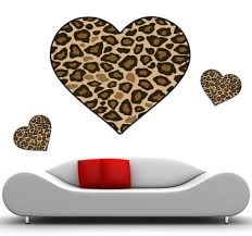 25 cheetah print wall decals ideas