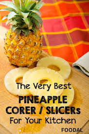 5 Top Rated <b>Pineapple Corer</b> Slicers Reviewed 2019 | Foodal