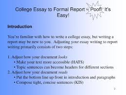 reflection paper example about education