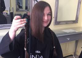 Sheffield costume worker undergoes her own hair makeover for cancer charity  | South Yorkshire Times