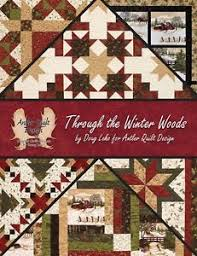 Through the Winter Woods by Doug Leko of Antler Quilt Design | eBay & Image is loading Through-the-Winter-Woods-by-Doug-Leko-of- Adamdwight.com