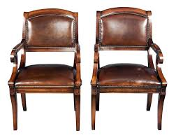 leather club chairs vintage. Antique Leather Desk Chair Vintage And Ottoman Club Chairs Uk Ebay