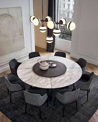 furniture modern round dining tables attractive freedom to regarding table design 6 intended for