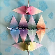 Folding Paper Flower 75pcs 7cm Square Origami Paper Snow Series Folding Paper Making