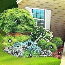 small shade garden ideas woodland garden plans shade foundation garden plans shade garden plan for south
