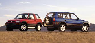 Jalopnik] The Original Toyota RAV4 Was Better And More Important ...