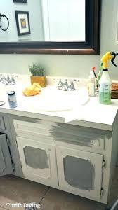 painting bathroom vanity countertop how to paint a bathroom vanity new woodland cabinetry in maple lotus