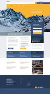 corporate and business web templates psd profile web template psd