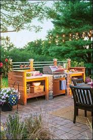 cost to build outdoor kitchen best of 15 beautiful ideas for outdoor kitchens outside ideas