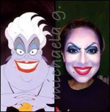 y ursula makeup google search