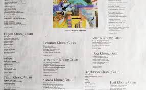 Contoh dari puisi baru antara lain adalah balada, himne, romansa, dan satire. Contoh Puisi Elegi Jakarta Kumpulan Puisi Cute766