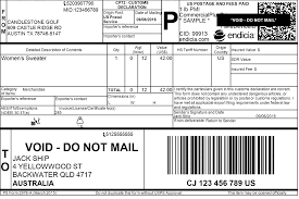 5 Tips To Make Sure Your International Shipping Label Format