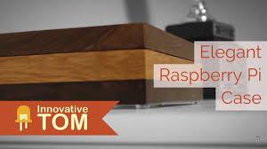 A Raspberry Pi <b>Case</b> Made From Scrap <b>Wood</b> - YouTube