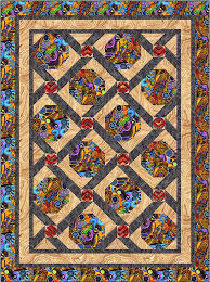 Walkabout Quilt Pattern