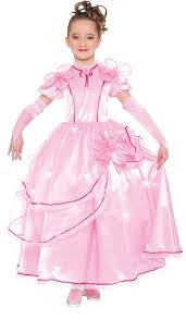 Girls Pink Rich Posh Victorian Fancy Dress Costume Outfit 5 12 Years