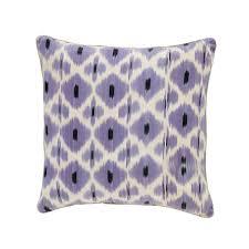 daphne ikat pillow  madeline weinrib