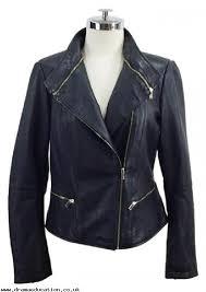 women ping zara moto zip up leather high collar black leather jacket 9lshmimnu