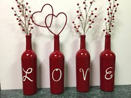 valentine day office ideas. Valentines Day Office Decorating Ideas Valentine Decorations W Ine Bottles A