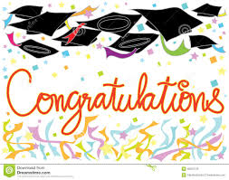 congratulations to graduate graduation congratulations card illustration 48323135 megapixl