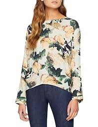 Mexx Womens Blouse Amazon Co Uk Clothing