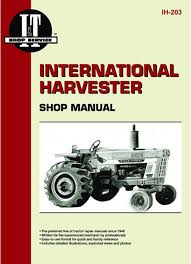 i & t shop service manual case ih parts case ih tractor parts International Tractor Wiring Diagram i & t shop service manual