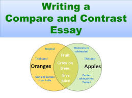 writing a compare and contrast essay writing a compare and  1 writing a compare and contrast essay writing a compare and contrast essay