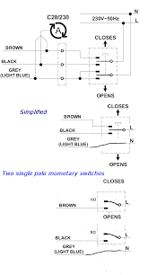 switches can this double pole double throw switch be simplified wiring diagram