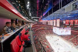 Little Caesars Arena Hok