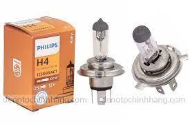 Bóng đèn Ô Tô Philips Chân H4 12569 RAC1 12V 55W Rally H4 12569 12V