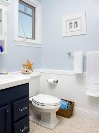 Dark Blue Bathroom Beach Nautical Themed Bathrooms Hgtv Pictures Ideas Hgtv