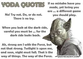 Famous Yoda Quotes Best Famous Yoda Quotes Famous Quotes