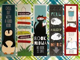 Of course, the designs are pretty cute though, so if you want to print out some for yourself if you want, you could even laminate the finished bookmarks! Free Printable Bookmarks For Kids Weareteachers