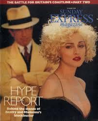 Sunday Express Magazine Madonna Warren Beatty Warren Beatty Foto von Gordy4  | Fans teilen Deutschland Bilder