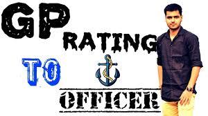 Gp Rating Career Flow Chart Merchant Navy Gp Rating To Officer In Hindi By Career In Merchant Navy