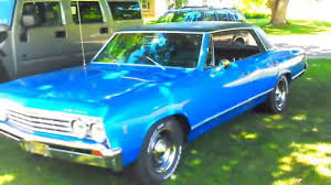 1967 chevelle/Malibu 4Dr hrdtp for sale - YouTube