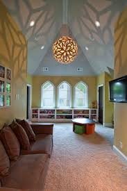homemade lighting ideas. Perfect Homemade Homemade Light Fixtures Ideas Kids Eclectic With Built In Organizers  Window Seat And Lighting Ideas