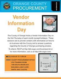 Vendor Information Day Sep 1 2022 Garden Grove Chamber Ca