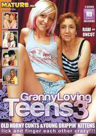 Teen granny movies teen granny