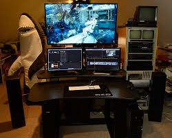 4k 5 1 editing system at jonathan bird ions hp z820 workstation running premiere cc