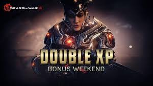 Start The Weekend With Global Double Xp In Gears Of War 4