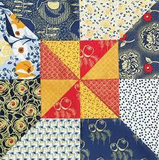 140 best Quilt Blocks images on Pinterest   Children, Free pattern ... & free pattern = Tranquility Quilt Block at Quilters Newsleeter Adamdwight.com