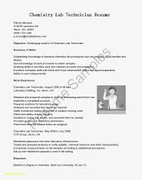 Pc Technician Resume New Resume Cover Letter Template Docx Best