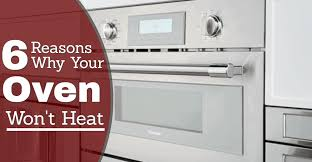 thermador electric oven won t heat up