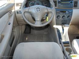 2004 Toyota Corolla CE interior Photo #39052160 | GTCarLot.com
