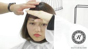 ショートボブミディアムボブ人気のヘアスタイル 大人にも似合う