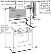 over stove microwave height. Perfect Microwave Over Range Microwave Smallest Height  Bing Images To Over Stove Microwave Height Y