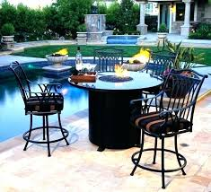 patio dining set with fire pit outdoor furniture set with fire pit fire table sets patio